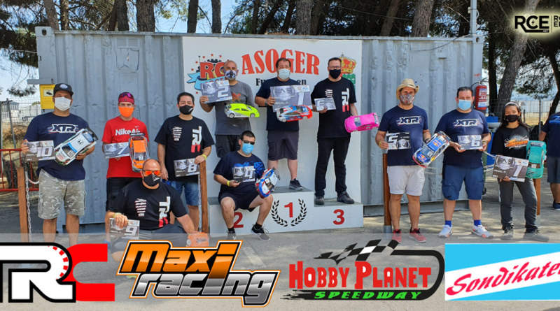 Resumen primera prueba del Nacional ENS -Round1 – (Electric National Series)